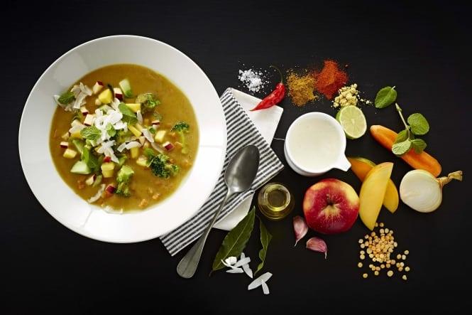 Opskriftstema: Simremad og supper – september