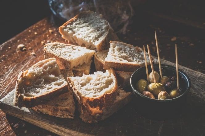 Opskriftstema: Moderne smørrebrød