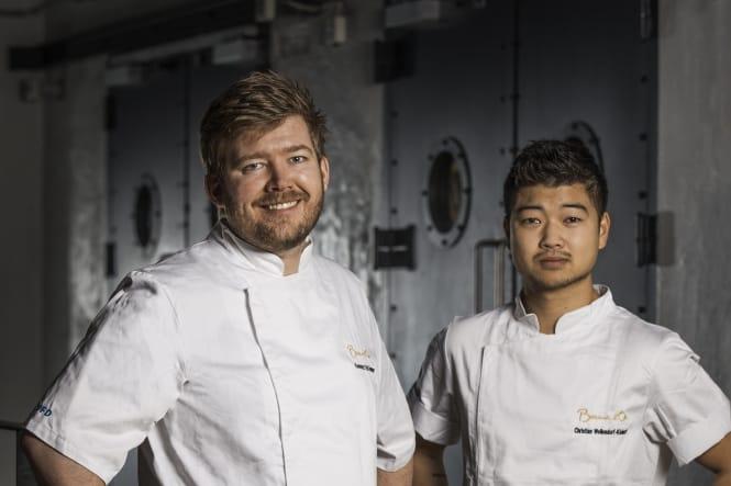 HKI sponsorerer de danske vindere af Bocuse d'Or