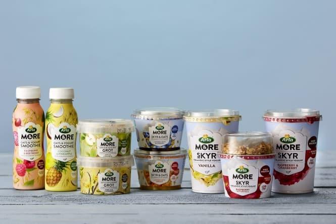 Produktnyhed: Velsmagende to-go måltider fra Arla