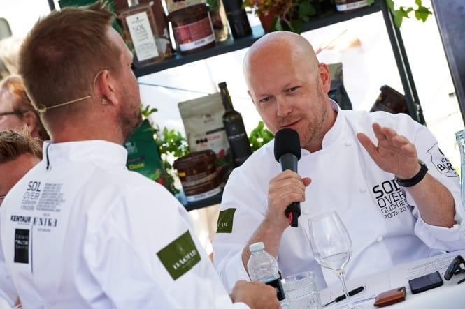 Sol over dansk gastronomi