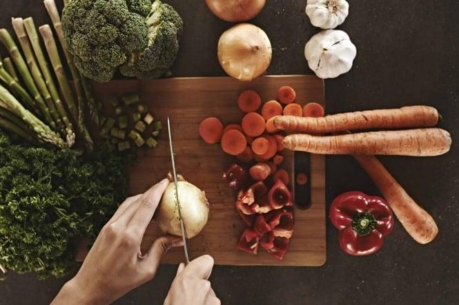 Kom dit mad-spild til livs med vores madspilds-app