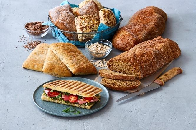 Nye brød bringer grødtrenden i spil på din buffet