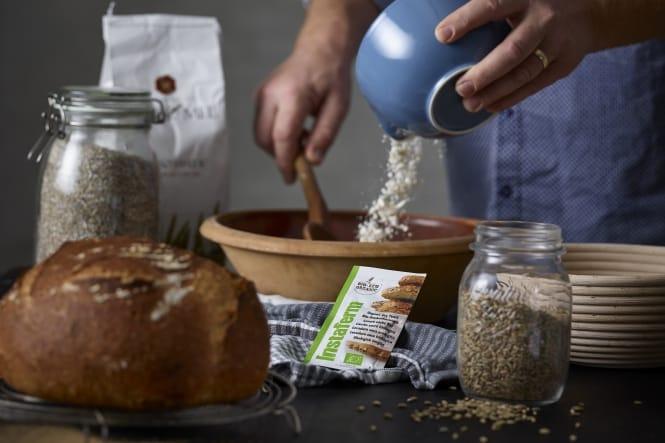 Viden Om: Økologisk og glutenfrit tørgær