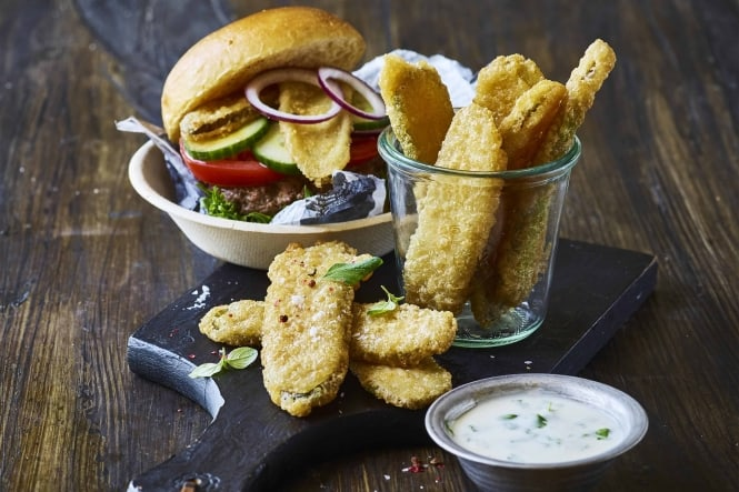Fingerfood fra Dencon Foods
