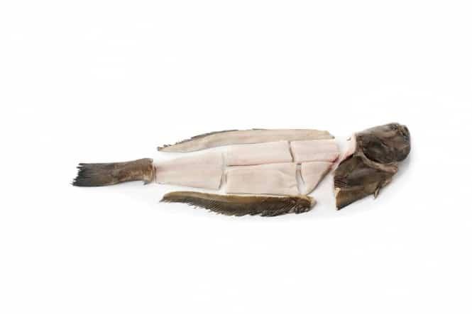 Bæredygtigt fanget hellefisk