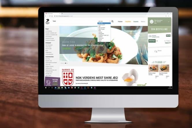 Catering Engros lancerer ny webshop