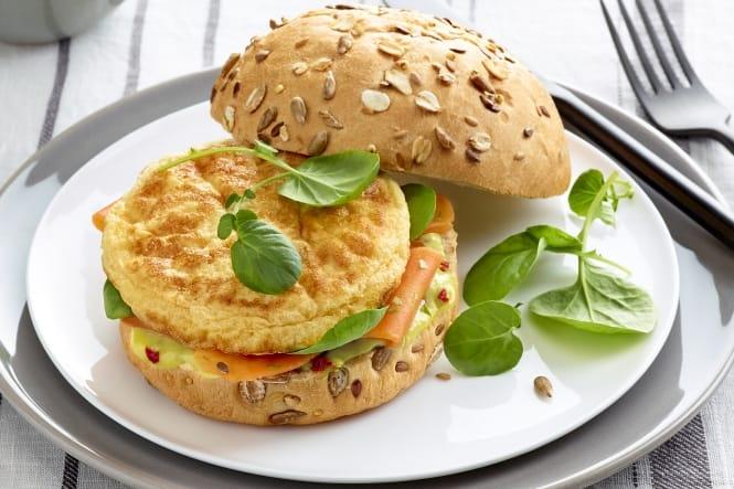 Produktnyhed: Lækre burger-omeletter fra DANÆG