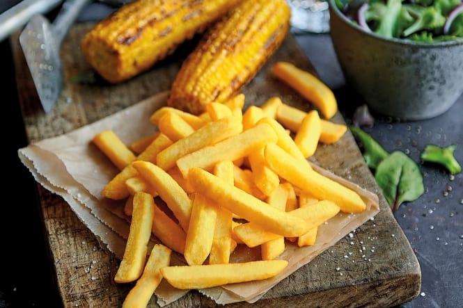 Viden Om: Sprøde pommes frites fra Lutosa