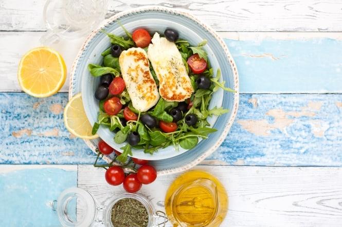 Opskriftstema: Salater