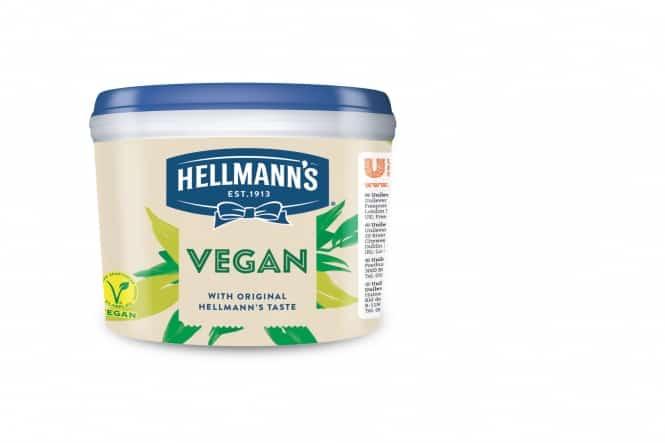 Produktnyhed: Hellmann's Vegan