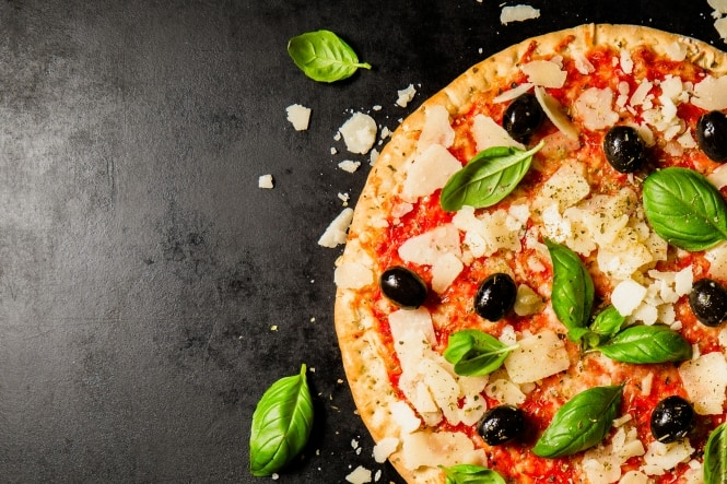Viden Om: Ægte, italiensk pizzamel