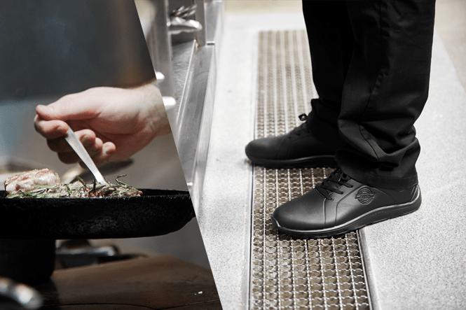 Komfortabelt arbejdsfodtøj: Sådan kommer du på god fod med dine fødder
