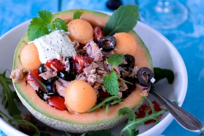 Opskriftstema: Salater og Bowls