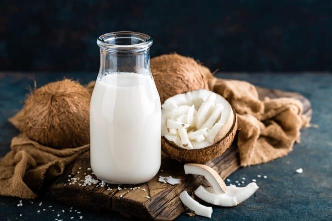 Kokosmælk på karton fra Kokkens Catering