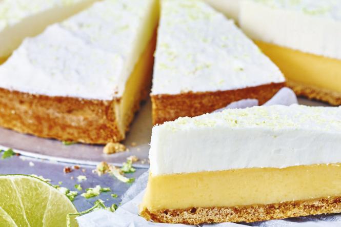 Tærter til dit kagebord fra Dina Food