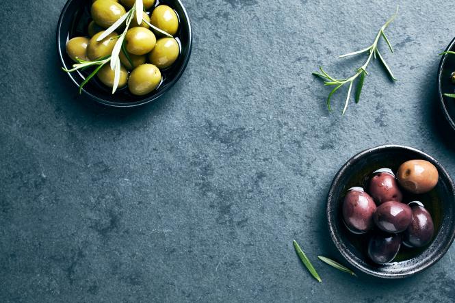 Nyhed fra Kokkens Catering: Oliven i pose