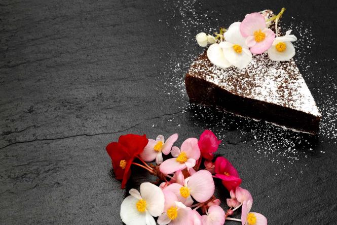Efterårets fester: Spiselige blomster der pynter