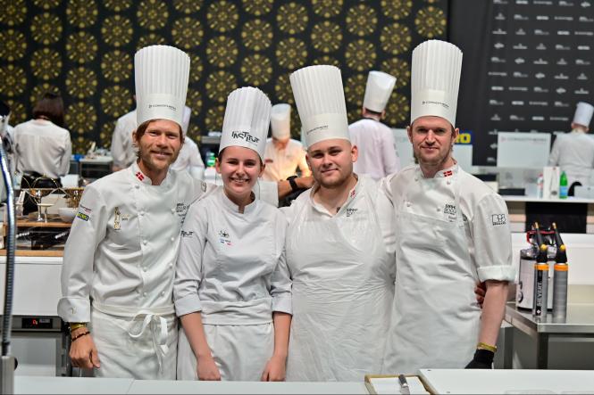 Danmark vinder sølv i verdens mest prestigefyldte kokkekonkurrence